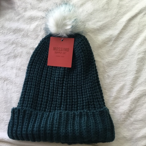 Mossimo Supply Co. Accessories - teal green beanie